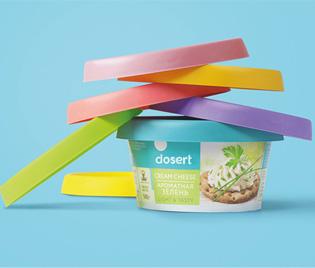 dosert品牌包装设计